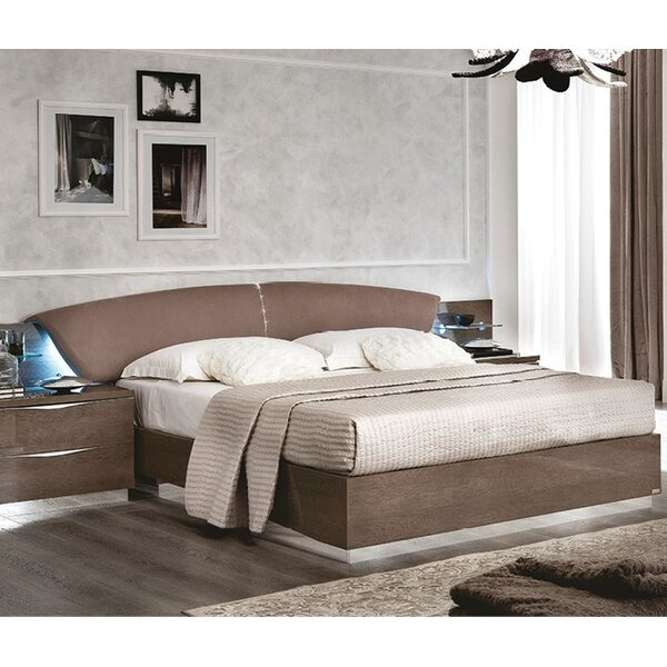 Edwards Upholstered Platform Bed by Orren Ellis