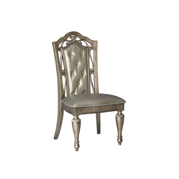 Liola Dining Side Chair (Set of 2) by Astoria Grand