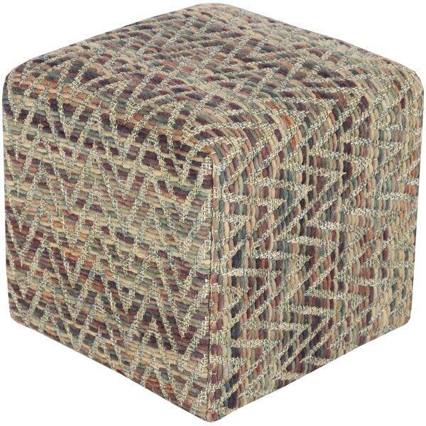 Burney Cube Ottoman By Loon Peak Amazing