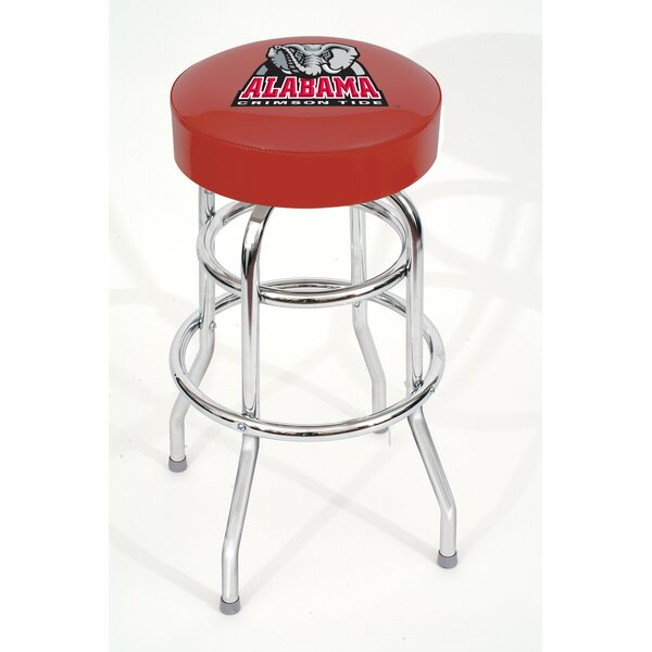 NCAA 30 Swivel Bar Stool by Imperial International