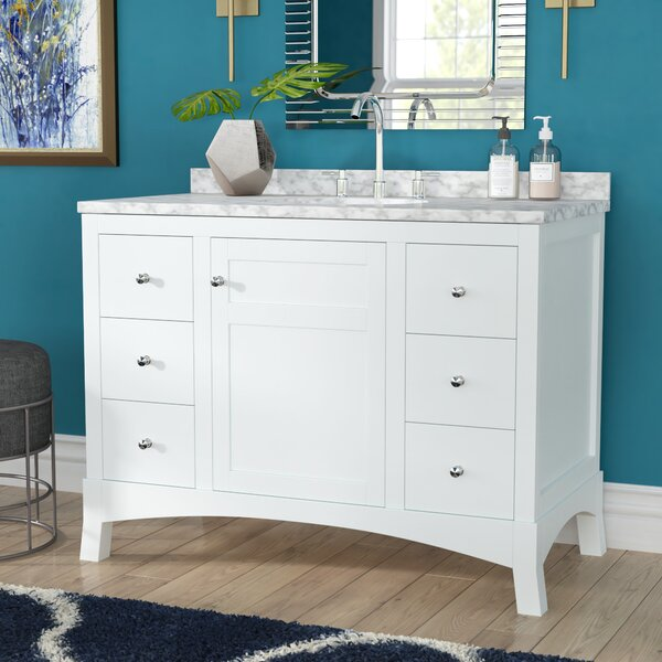 Piccirillo 42 Single Bathroom Vanity Set by Brayden Studio