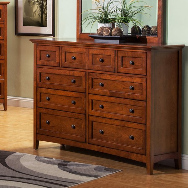 Seger 9 Drawer Dresser by Darby Home Co