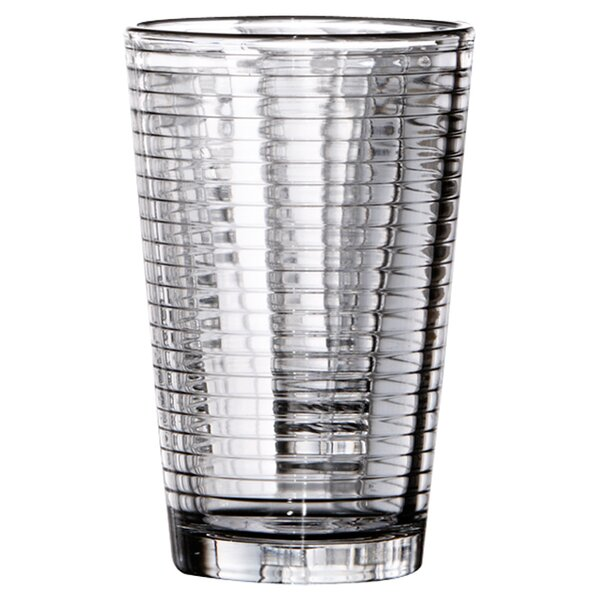 Uptown 16 Piece Glassware Set by Style Setter