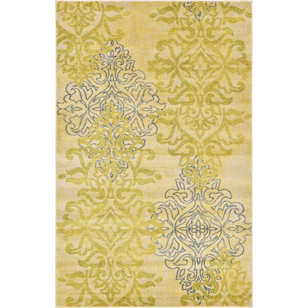 Baytown Cream Area Rug by Darby Home Co