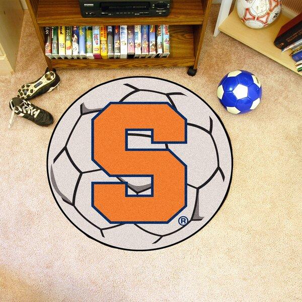 NCAA Syracuse University Soccer Ball by FANMATS