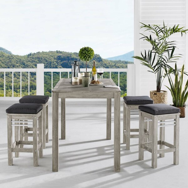 Evelin 5 Pieces Bar Set By Longshore Tides