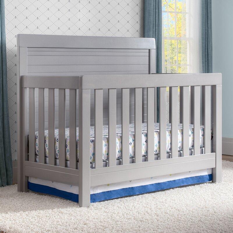 rowen slumbertime 4 in 1 convertible crib
