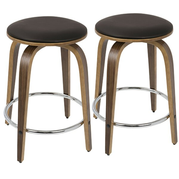 Harvey Bar & Counter Stool (Set of 2) by Corrigan Studio