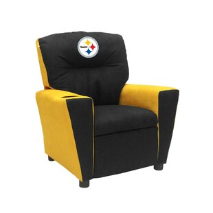 NFL Kids Recliner With Cup Holder