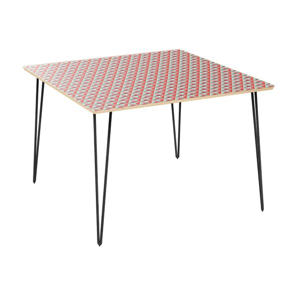 Metrocles Dining Table by Wrought Studio