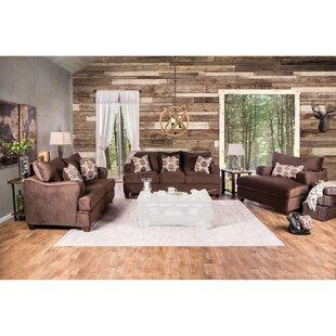 Madalyn 3-pcs Living Room Set by Red Barrel Studio®