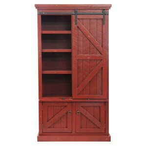 Uli Rustic Kitchen Pantry by Gracie Oaks