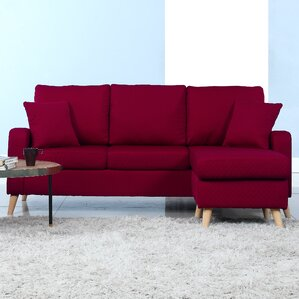 Northville Reversible Sectional : mini sectionals - Sectionals, Sofas & Couches