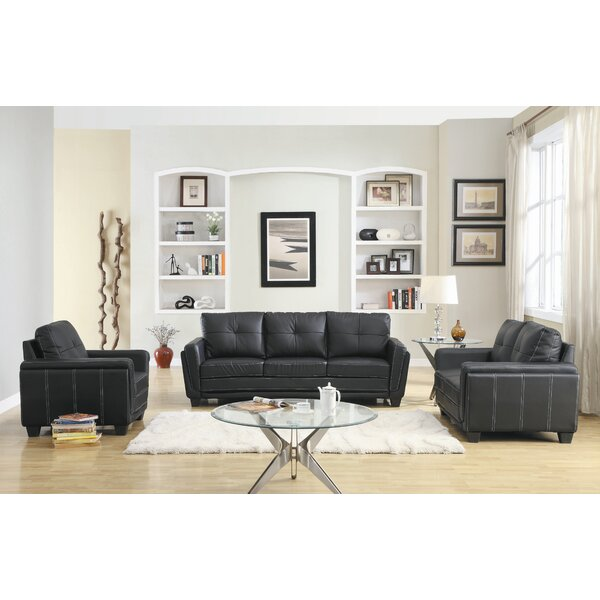 Dwyer Configurable Living Room Set by Woodhaven Hill