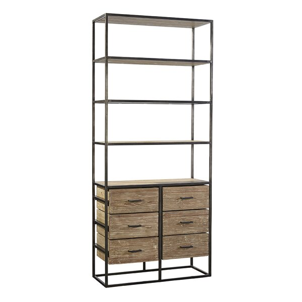 Huxley Double Bookcase by Furniture Classics