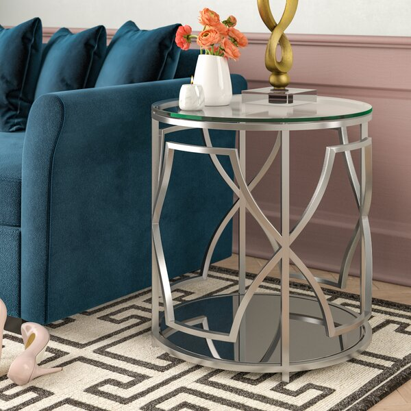 Edwards End Table by Willa Arlo Interiors