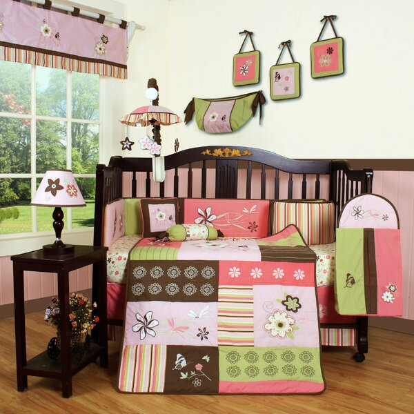 Fontana 13 Piece Crib Bedding Set by Zoomie Kids