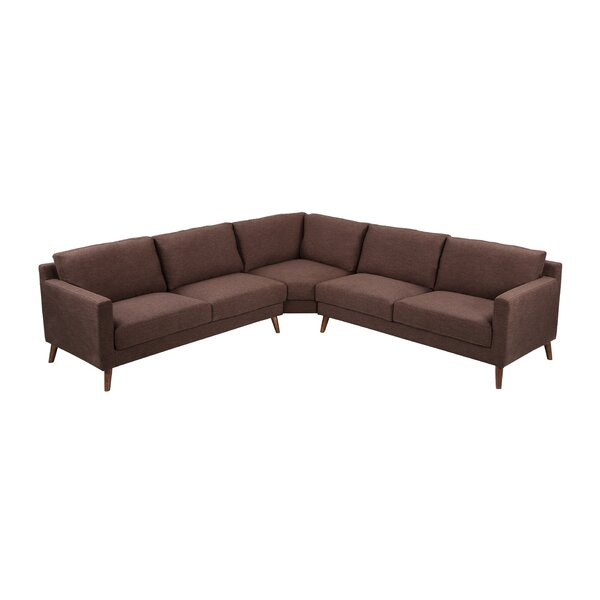 Tewksbury Corner Sectional by Union Rustic