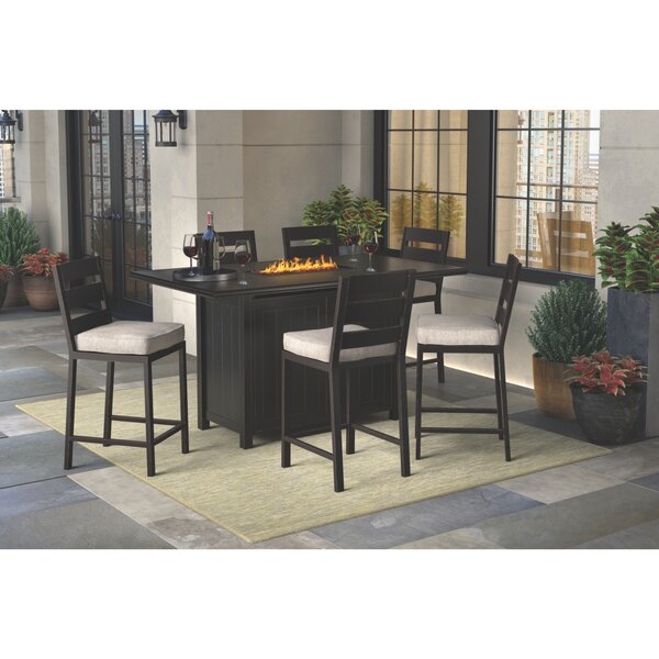 Jasso 3 Piece Bar Set by Darby Home Co