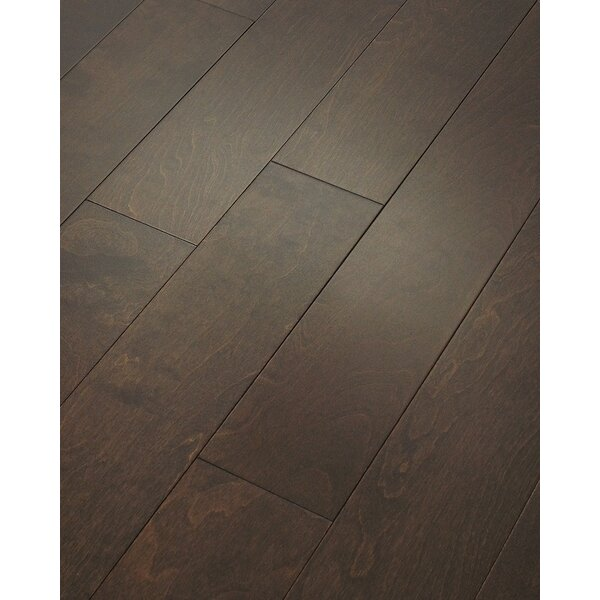 Pittman 5 Engineered Birch Hardwood Flooring in Morton by Shaw Floors