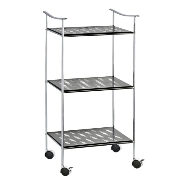 3 Tier Bar Cart by Wenko Inc