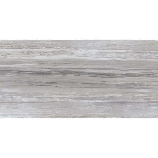 Ciudad 12 x 24 Ceramic Field Tile in Gray by Emser Tile