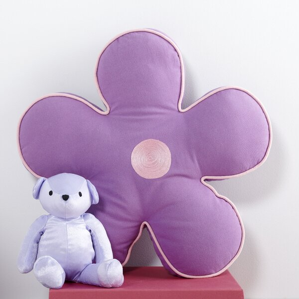 Flower Pillow by Birch Lane Kids™