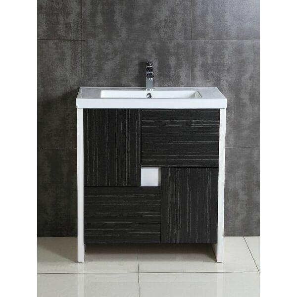 Stephen 30 Single Bathroom Vanity Set by Orren Ellis