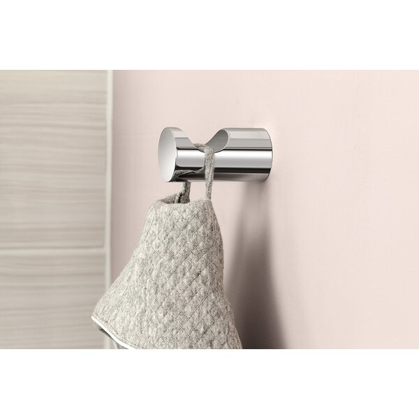Align Wall Mounted Robe Hook by Moen