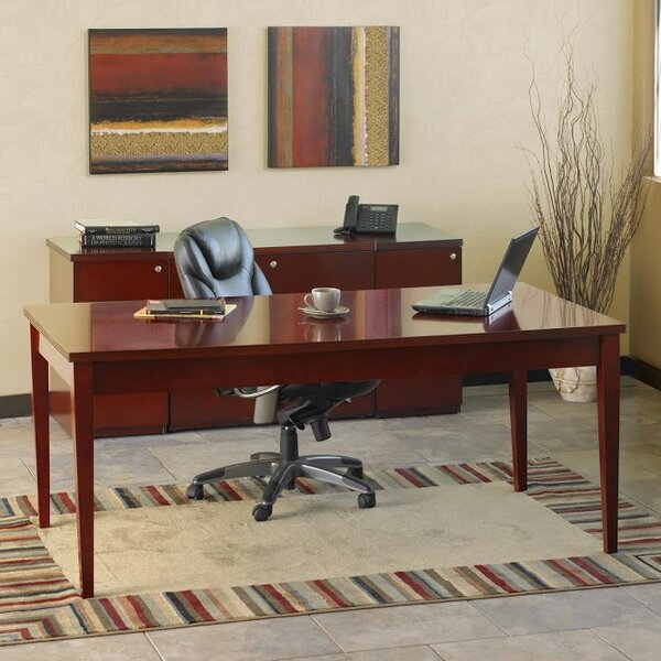 Luminary Series 3-Piece Standard Desk Office Suite by Mayline Group