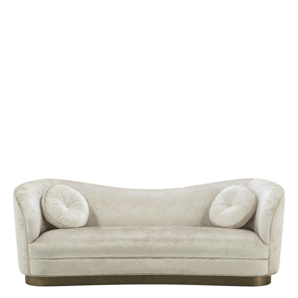 Free Shipping Jackie Velvet Curved 91