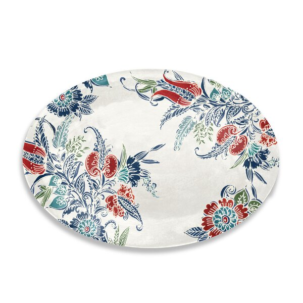 Marietta Serving Melamine Platter by Birch Lane™