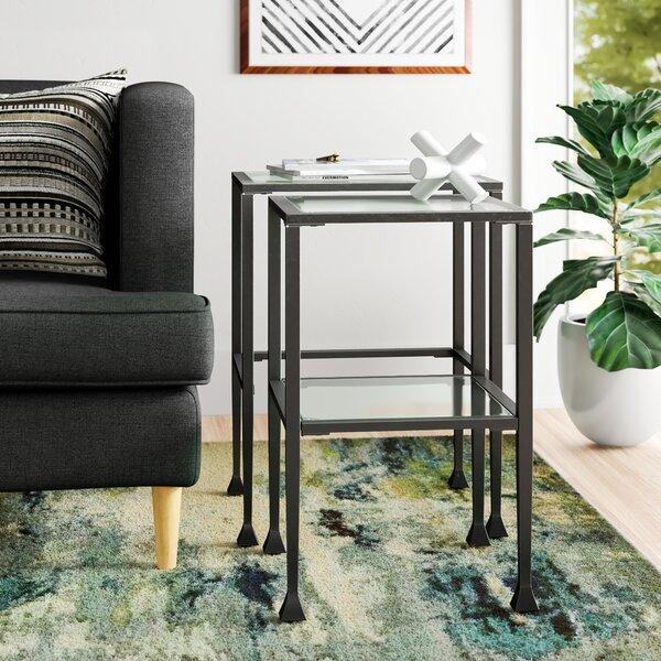 Buy Cheap Sabrina 2 Piece Nesting Tables