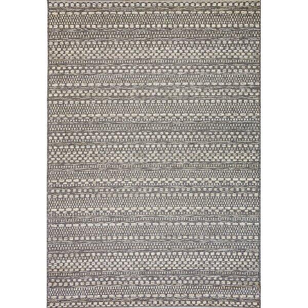 Pennock Light Gray Indoor/Outdoor Area Rug by Union Rustic