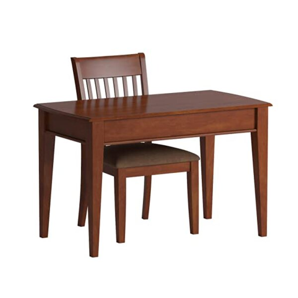 Vax Solid Wood Desk and Chair Set