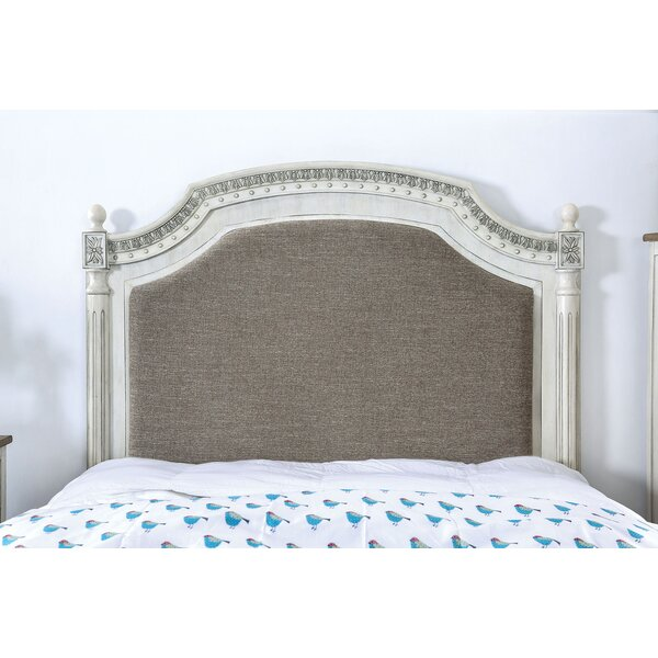 Mccormack Upholstered Standard Bed by Rosdorf Park