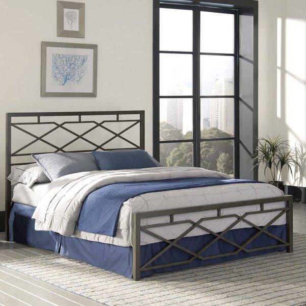Gillard SNAP™ Standard Bed by Gracie Oaks