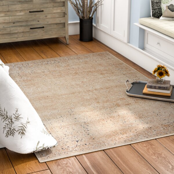 Abbeville Ivory Area Rug by Laurel Foundry Modern Farmhouse