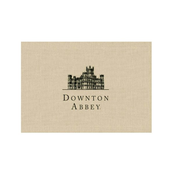 Downton Abbey British Highclere Castle Decorative Table Placemat (Set of 4) by Northlight Seasonal