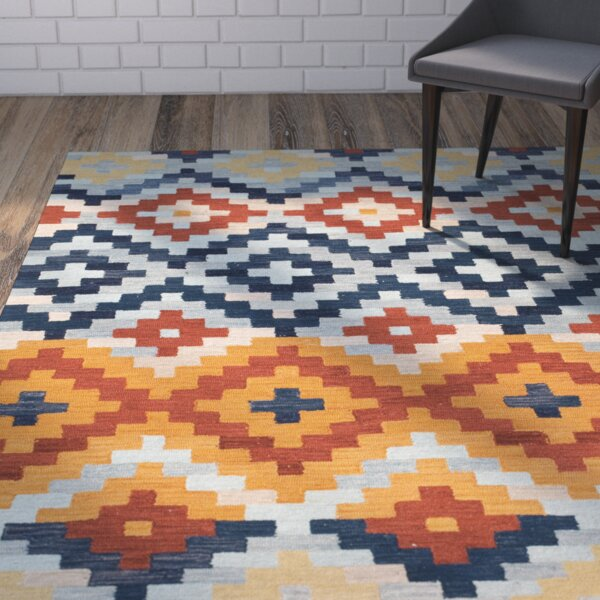 Ariadnee Checked Area Rug by Zipcode Design