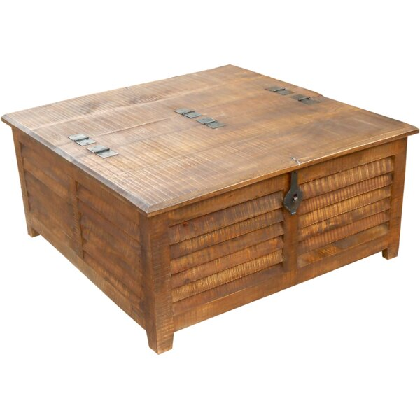 Drummond Coffee Table by Rosecliff Heights
