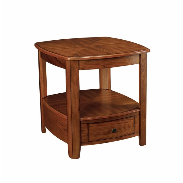 Hassania End Table By Bloomsbury Market