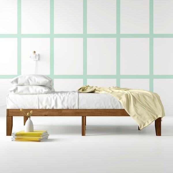Tomah Upholstered  Platform Bed by Mistana