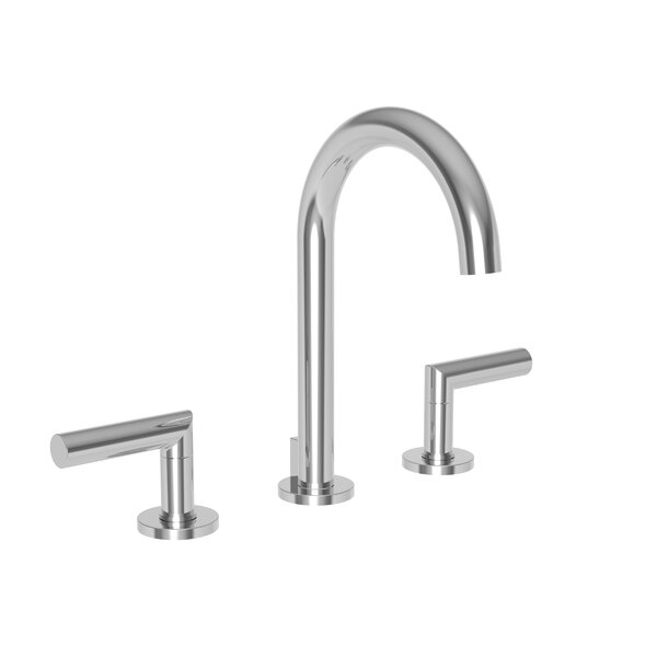 Pavani Lavatory Widespread Bathroom Faucet With Drain Assembly By Newport Brass