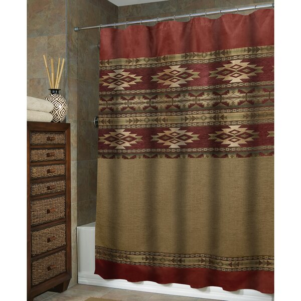 Paxton Shower Curtain by Loon Peak