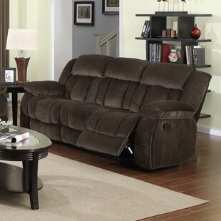 Teddy Bear Reclining Sofa