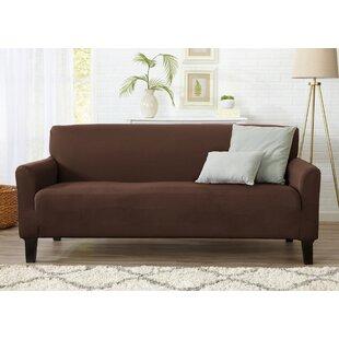 Dawson Box Cushion Sofa Slipcover