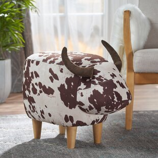Animal Print Ottomans U0026 Poufs