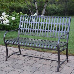 Delicieux Noble Iron Garden Bench