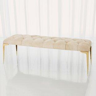 Stiletto Upholstered Bench